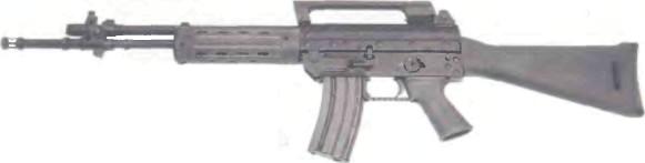 Италия: автомат БЕРЕТТА AR-70/90 - фото, описание, характеристики, история