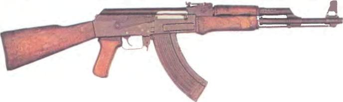 СССР: автомат КАЛАШНИКОВА АК-47 - фото, описание, характеристики, история