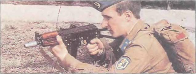 СССР: автомат КАЛАШНИКОВА АКС-74У - фото, описание, характеристики, история