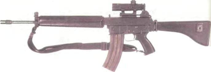 США: автомат АРМАЛАЙТ AR-18 - фото, описание, характеристики, история