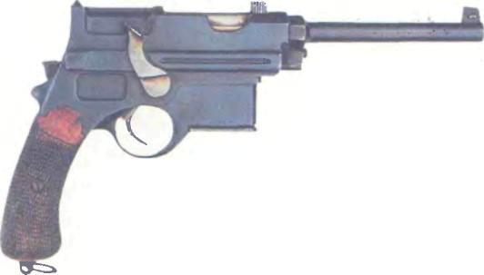 Австро-Венгрия: пистолет МАНЛИХЕР, модель 1903 - фото, описание, характеристики, история
