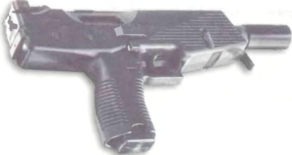 Австрия: пистолет ШТЕЙЕР СПЕЦИАЛЬНОГО НАЗНАЧЕНИЯ, калибр 9 мм - фото, описание, история