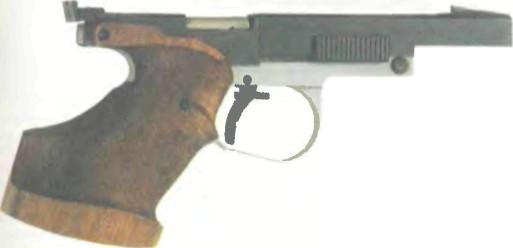 Великобритания: пистолет БРИТАРМЗ, МОДЕЛЬ 2000 - фото, описание, характеристики, история