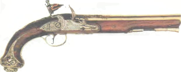 Великобритания: пистолет МЕМОРИ - фото, описание, характеристики, история