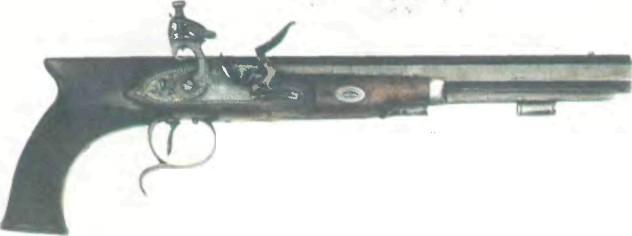 Великобритания: пистолет ДУЭЛЬНЫЙ МОРТИМЕРА - фото, описание, характеристики, история