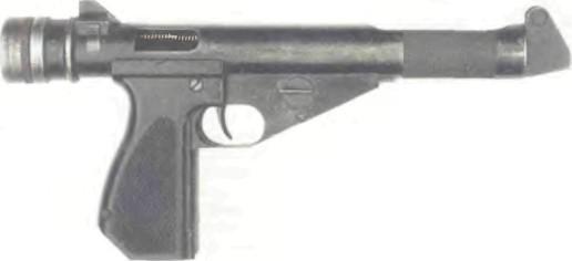 Великобритания: пистолет ПОДЗЕНЬКОВСКОГО МСЕМ 2 - фото, описание, характеристики, история