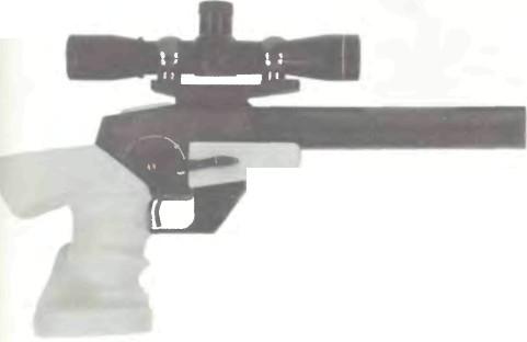 Великобритания: пистолет АВТОМАТИЧЕСКИЙ ШИЛД калибра .357 Магнум - фото, описание, история
