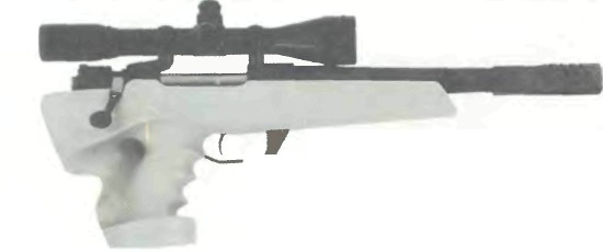 Великобритания: пистолет ШИЛД калибра 7,62 мм - фото, описание, характеристики, история