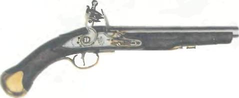 Великобритания: пистолет АРМЕЙСКИЙ И МОРСКОЙ ТАУЭР - фото, описание, характеристики, история