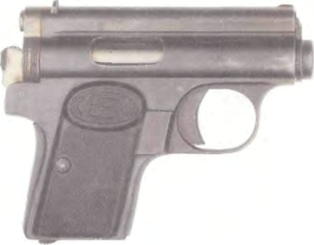 Венгрия: пистолет ФЕГУВЕРГУАР ФРОММЕР БЭБИ - фото, описание, характеристики, история