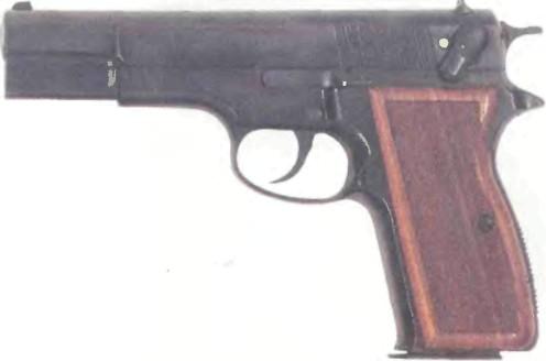 Венгрия: пистолет ФЕГУВЕРГУАР FEG P9R - фото, описание, характеристики, история