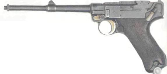 Германия: пистолет ЭРМА КОНВЕРШН ЮНИТ - фото, описание, характеристики, история