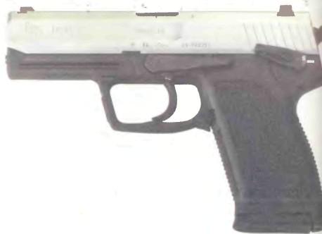 Германия: пистолет САМОЗАРЯДНЫЙ УНИВЕРСАЛЬНЫЙ ХЕКЛЕР И КОХ - фото, описание, характеристики, история