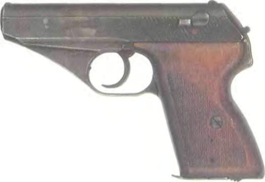 Германия: пистолет МАУЗЕР, МОДЕЛЬ HSc - фото, описание, характеристики, история