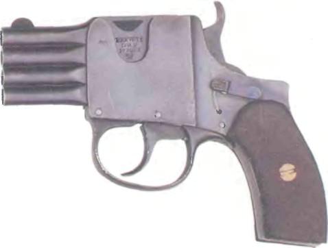 Германия: пистолет ШУЛЕРА РЕФОРМ - фото, описание, характеристики, история