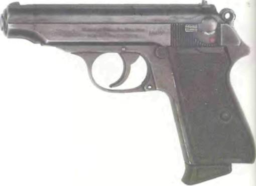Германия: пистолет ВАЛЬТЕР PP - фото, описание, характеристики, история