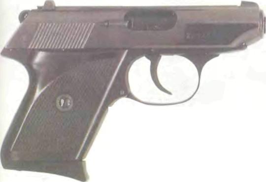 Германия: пистолет ВАЛЬТЕР TPH - фото, описание, характеристики, история