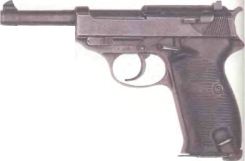 Германия: пистолет ВАЛЬТЕР P38 - фото, описание, характеристики, история