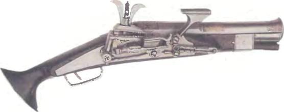 Германия: пистолет СНЕПХЕНДЖ - фото, описание, характеристики, история