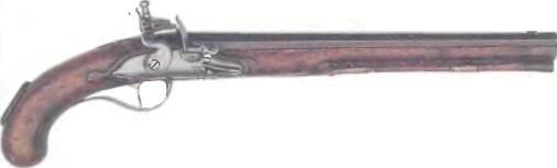 Германия: пистолет КАВАЛЕРИЙСКИЙ С НАРЕЗАМИ - фото, описание, характеристики, история