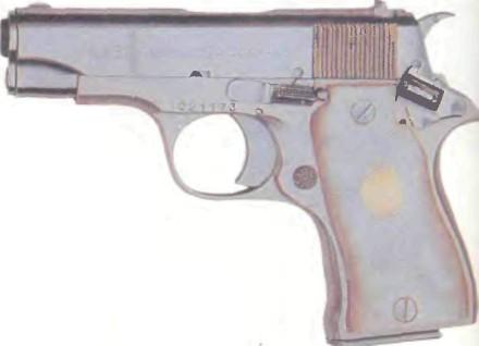 Испания: пистолет ЭЧЕВЕРРИА, МОДЕЛЬ DK (СТАРФАЙР) - фото, описание, характеристики, история