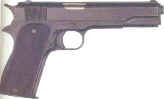 Испания: пистолет ГАБИЛОНДО ЛАМА - фото, описание, характеристики, история