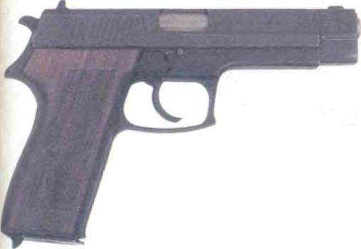 Италия: пистолет БЕРНАРДЕЛЛИ Р018 - фото, описание, характеристики, история