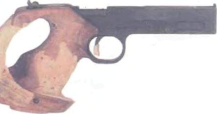 Италия: пистолет СПОРТИВНЫЙ FAS, МОДЕЛЬ 601 - фото, описание, характеристики, история