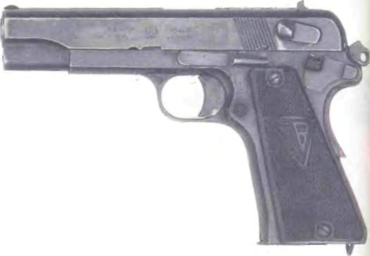 Польша: пистолет РАДОМ Wz, МОДЕЛЬ 1935 - фото, описание, характеристики, история