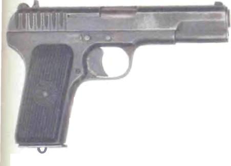 Россия: пистолет Тульский Токарев (ТТ) в 1930/1933 гг. - фото, описание, характеристики, история