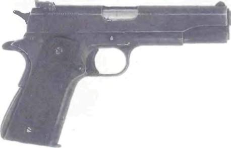США: пистолет КОЛЬТ, МОДЕЛЬ ЭЙС КАЛИБРА .22 - фото, описание, характеристики, история