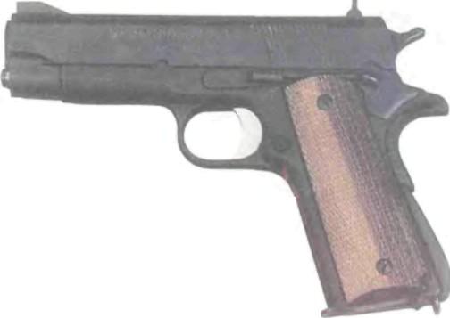 США: пистолет ГЕНЕРАЛЬСКИЙ КОЛЬТ, МОДЕЛЬ 15 - фото, описание, характеристики, история