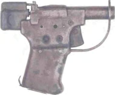 США: пистолет ГАЙД ЛЭМП ЛИБЕРЕЙТОР - фото, описание, характеристики, история