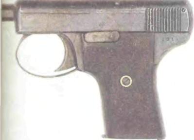 США: пистолет ХЭРРИНГТОН И РИЧАРДСОН КАЛИБРА .25 - фото, описание, характеристики, история