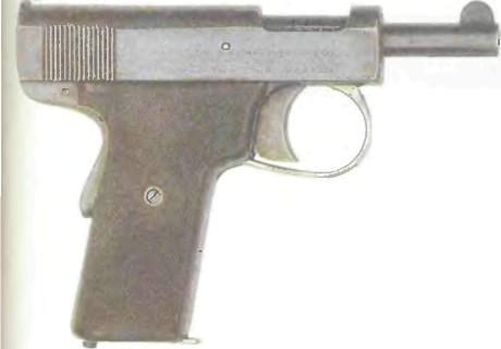 США: пистолет ХЭРРИНГТОН И РИЧАРДСОН КАЛИБРА .32 - фото, описание, характеристики, история