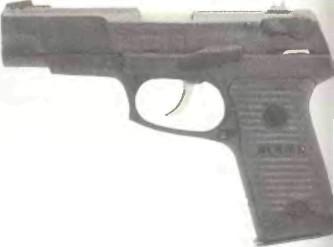 США: пистолет РУГЕР Р90 - фото, описание, характеристики, история