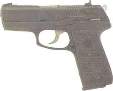 США: пистолет РУГЕР Р93 - фото, описание, характеристики, история