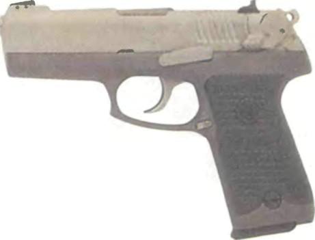 США: пистолет РУГЕР, Р94/Р944 - фото, описание, характеристики, история