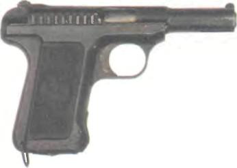 США: пистолет СЭВЕДЖ, МОДЕЛЬ 1907 - фото, описание, характеристики, история