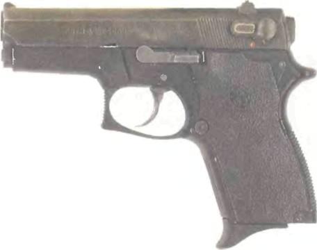 США: пистолет СМИТ-ВЕССОН, МОДЕЛЬ 469 - фото, описание, характеристики, история
