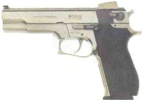 США: пистолет СМИТ-ВЕССОН, МОДЕЛЬ 4500 - фото, описание, характеристики, история