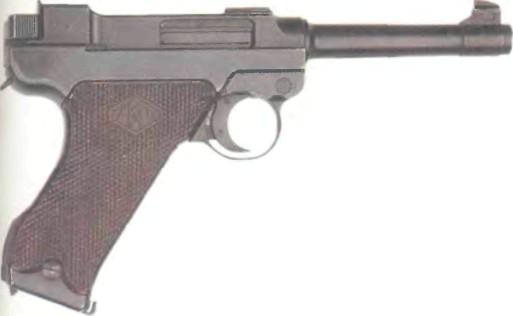 Финляндия: пистолет ЛАХТИ L-35 - фото, описание, характеристики, история