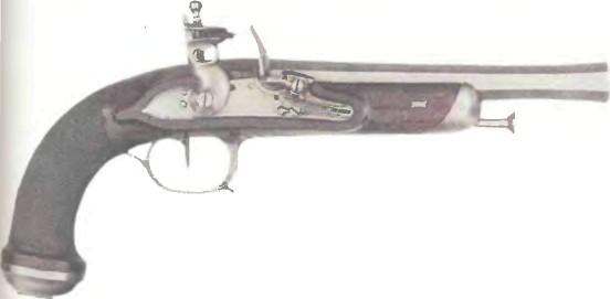 Франция: пистолет НАПОЛЕОНОВСКИЙ ЛЕПАЖА - фото, описание, характеристики, история