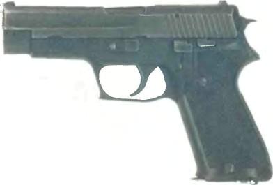 Швейцария: пистолет SiG-ЗАУЕР, Р-220 (МОДЕЛЬ 1975) - фото, описание, характеристики, история