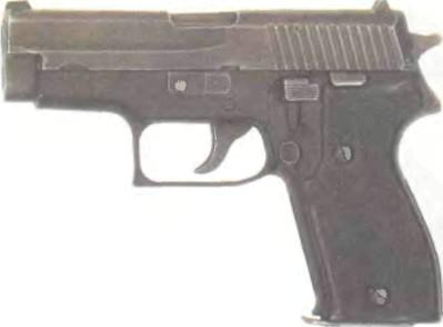 Швейцария: пистолет SIG-ЗАУЕР, Р-225 - фото, описание, характеристики, история