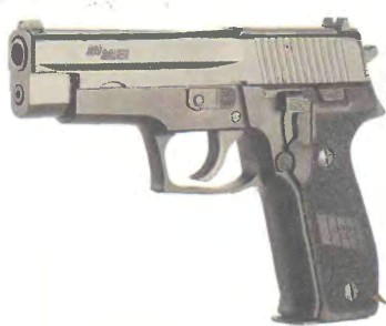Швейцария: пистолет SIG-ЗАУЕР, Р-226 - фото, описание, характеристики, история