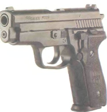 Швейцария: пистолет SIG-ЗАУЕР, Р-228/Р-229 - фото, описание, характеристики, история