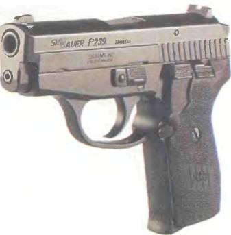 Швейцария: пистолет SIG-ЗАУЕР, Р-239 - фото, описание, характеристики, история