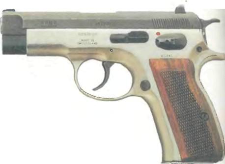 Швейцария: пистолет СФИНКС, AT-2000S - фото, описание, характеристики, история