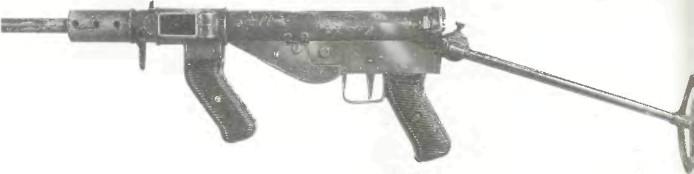 Австралия: пистолет-пулемет АУСТЭН - фото, описание, характеристики, история